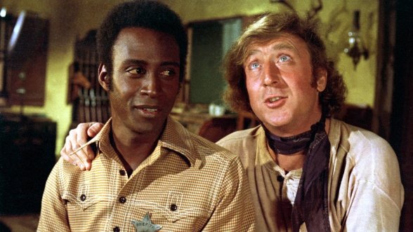 Blazing Saddles (1974) Cleavon Little, Gene Wilder Credit: Warner Bros./Courtesy Neal Peters Collection