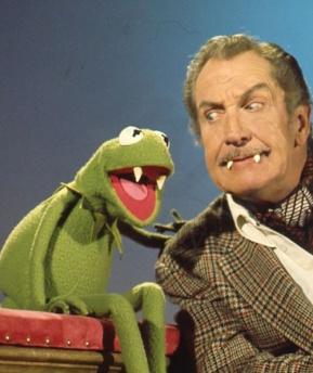 Vincent Price Kermit