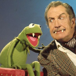 Vincent Price Kermit