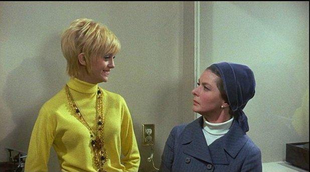 Cactus Flower Goldie Hawn Ingrid Bergman