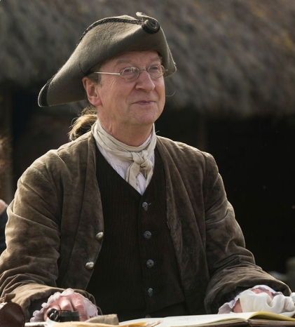 Bill Paterson as Lawyer Ned Gowan