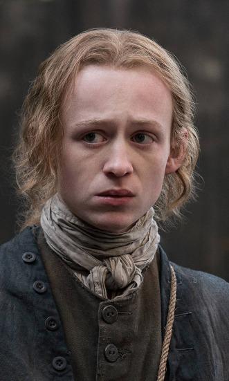 John Bell as young Ian Murray