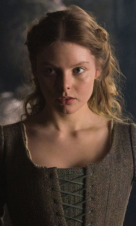 Nell Hudson as Laeghaire Mackenzie