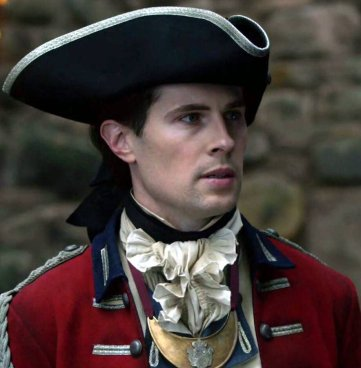 David Berry as Lord John Grey