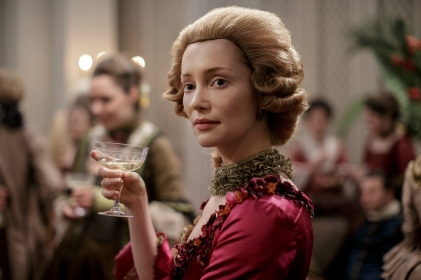Lotte Verbeek as Gellis Duncan/Mrs. Abernathy