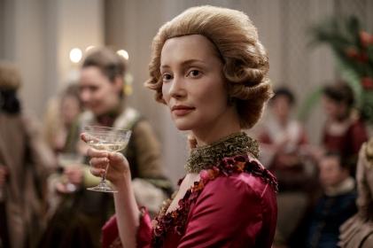 Lotte Verbeek as Gellis Duncan/Mrs. Abernathy